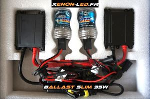 "Kit Xenon HB3 9005 ""ULTIMATE SLIM"" 35w"