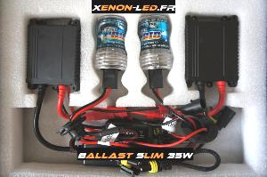 "Kit Xenon H11 ""ULTIMATE SLIM"" 35w"